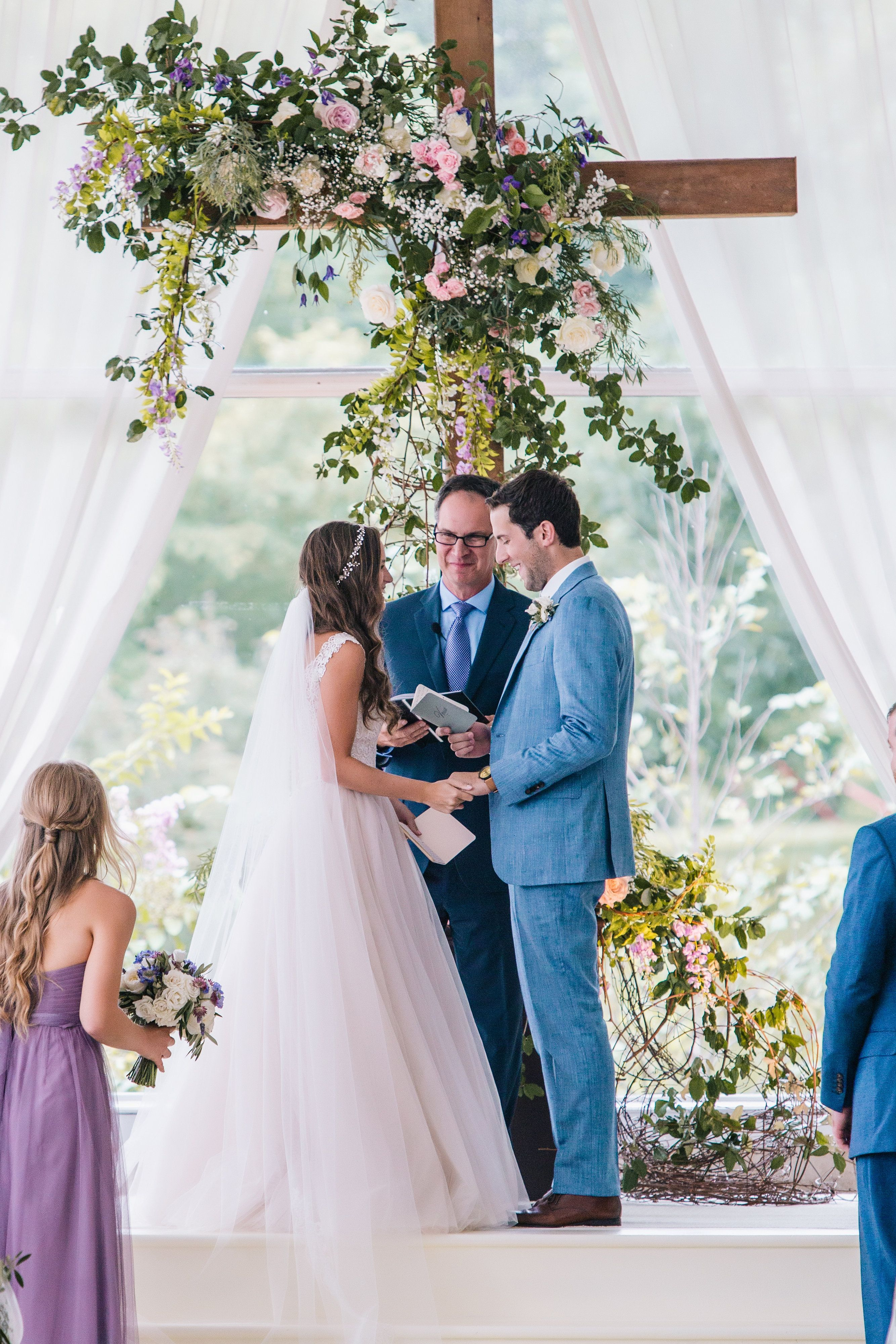 Taylor and Eric. Wedding Planning by Susan Graham Signature Events. Photo by VUE Photography.