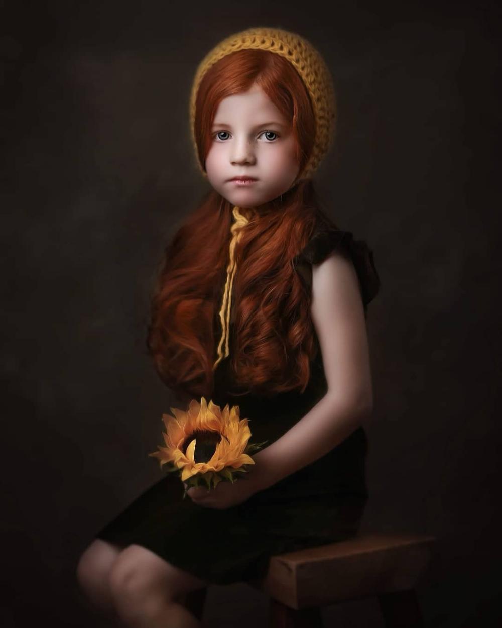 Children photography - Award-winning Fine Art Modern