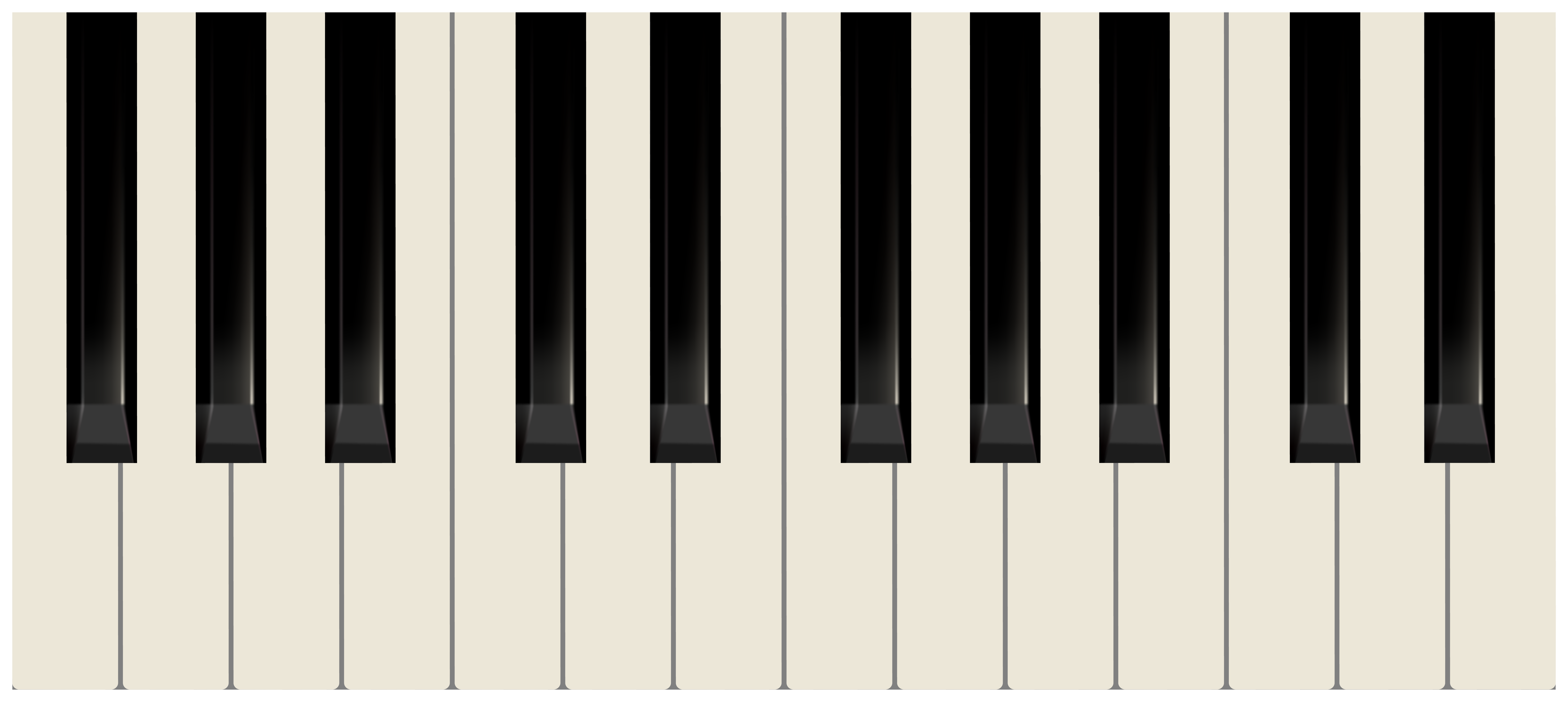 Piano Keys Transparent Image Gallery Yopriceville High Quality Images And Transparent Png Free Clipart Piano Keys Piano Free Clip Art