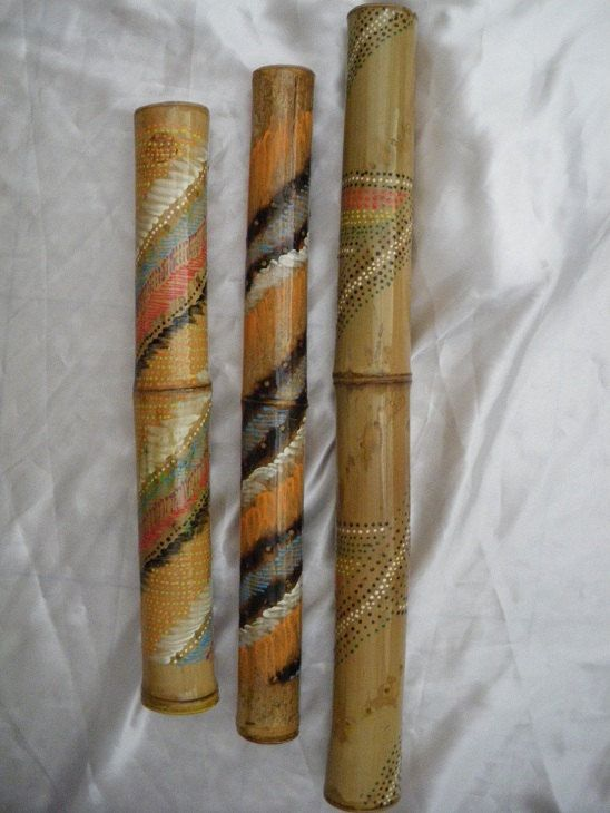 A bamboo hand made rain stick opt pinterest rain for Where to buy bamboo sticks for crafts