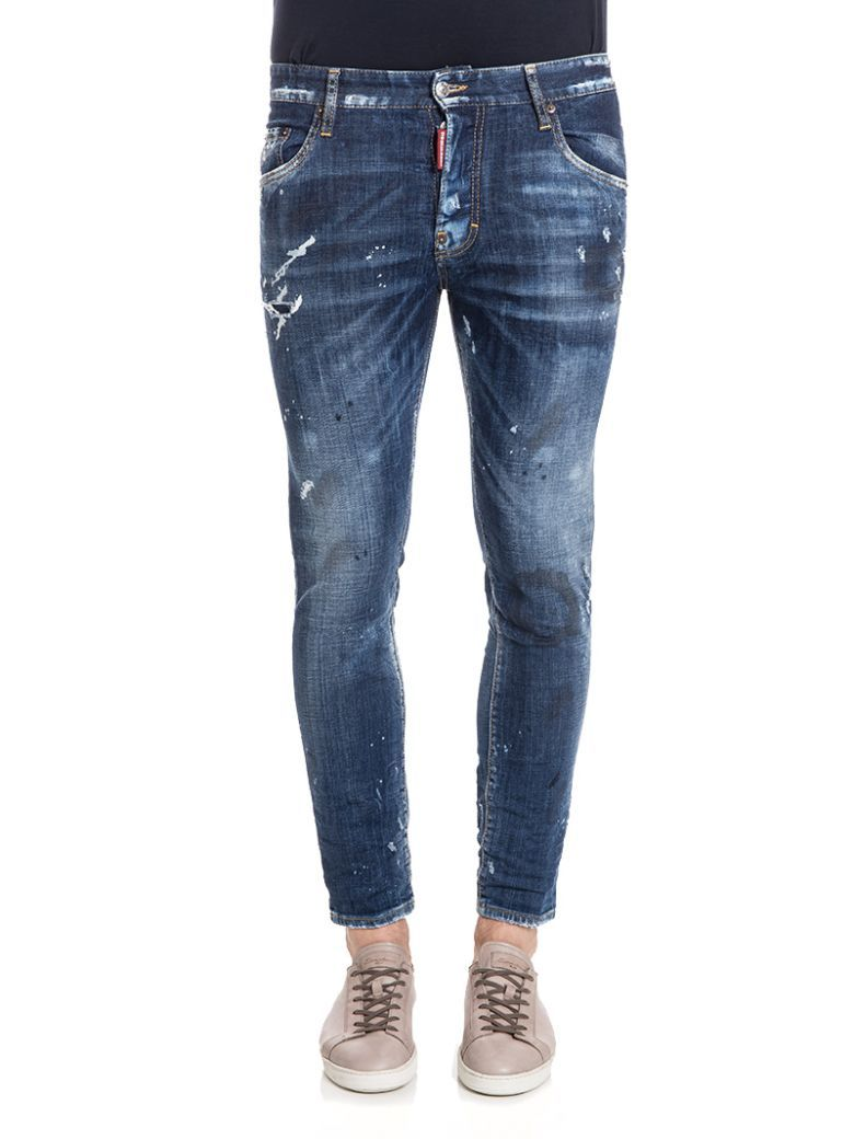 Pin By Modesens On Dsquared2 Men Skater Jeans Dsquared2