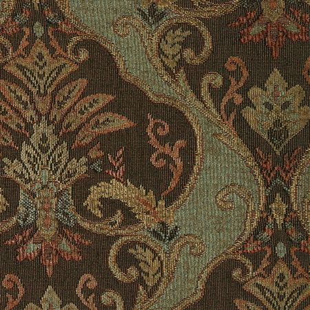 New Haven Olive Tapestry Fabric, Custom Draperies, Furniture, And Bedding  Are Available Using