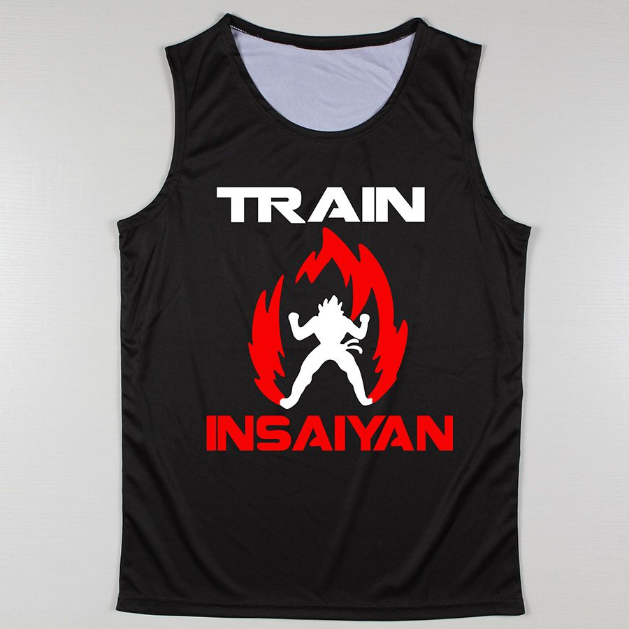 Dragon Ball Z Tank Top Train Insaiyan https://www.worldofgoku.com/dragon-ball-z-tank-top-train-insaiyan/