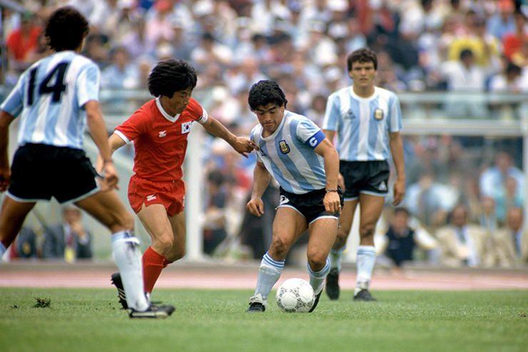 Pin On Diego Maradona