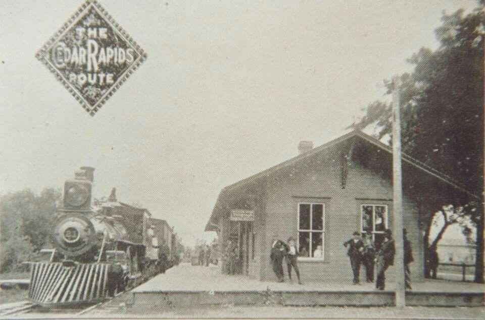 Waverly Iowa Early 1900 S Waverly Iowa Steam Trains