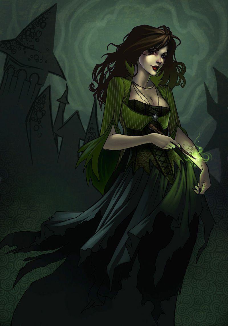 The Gunslinger Of Hogwarts M Reader X Hp Harem Lestrange Harry Potter Harry Potter Illustrations Bellatrix Lestrange