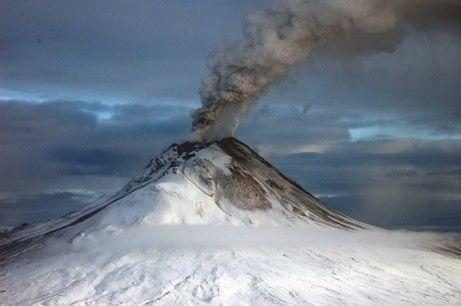 Vulcano Erebus, Antartide