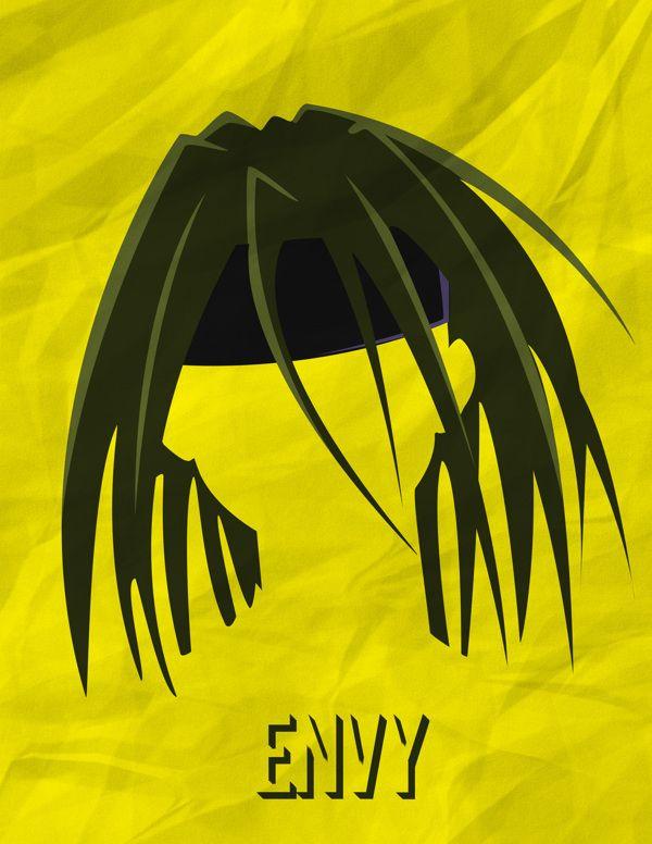 Minimalist Posters of Homunculi by Kyle Valenzuela, via Behance