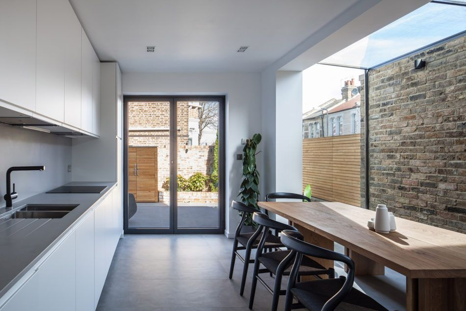Crownhill Road London NW10 | The Modern House | Porche | Pinterest ...