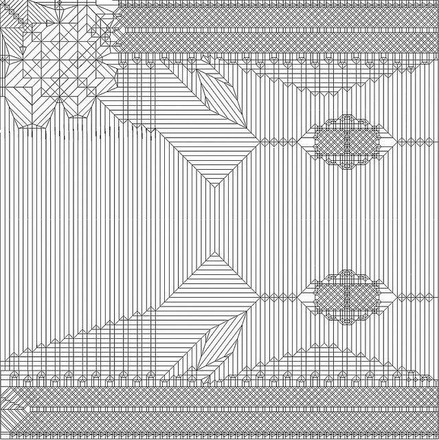 Satoshi Ka 3 1a Drawings Origami Collage
