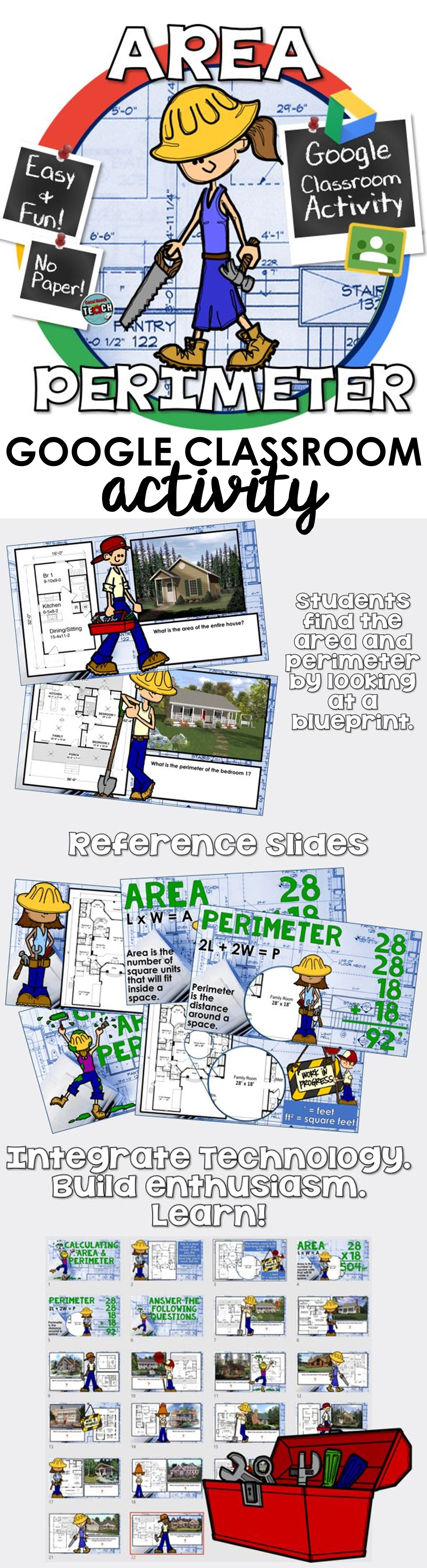 Finding Area And Perimeter Of Rectangles