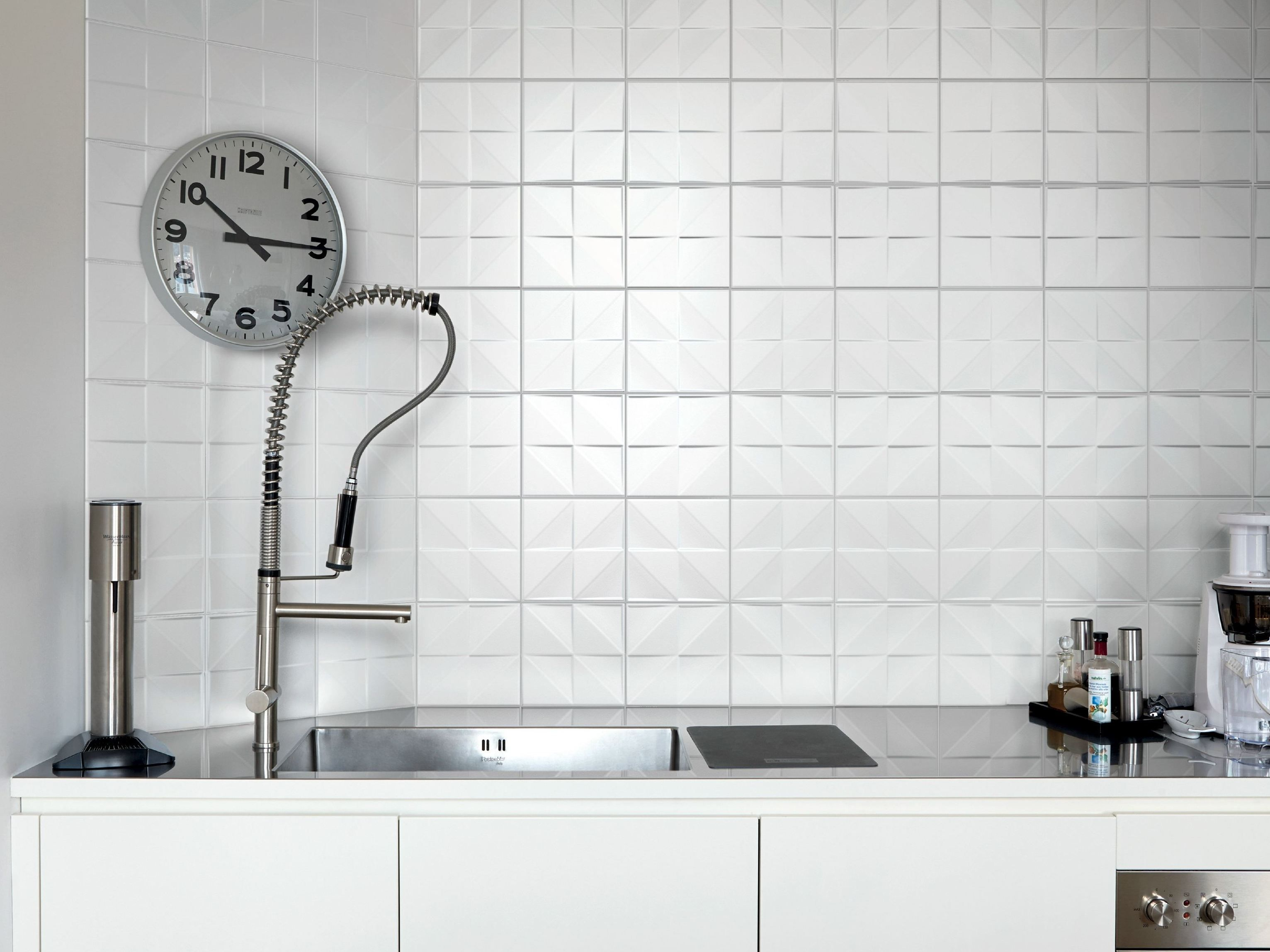 Double-fired ceramic wall tiles TEKNE by CERAMICA BARDELLI design ...