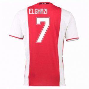 16-17 Ajax Home #7 El Ghazi Cheap Replica Jersey [G00715]