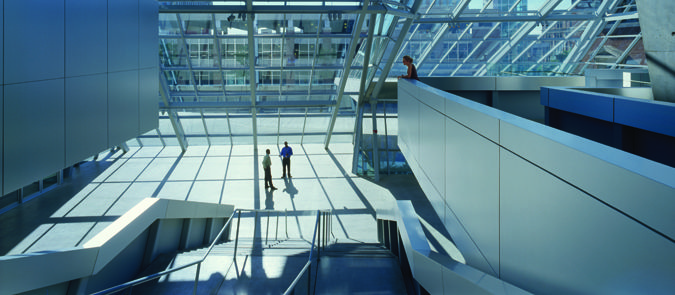 Commercial Radiant Heating and Cooling Systems Uponor