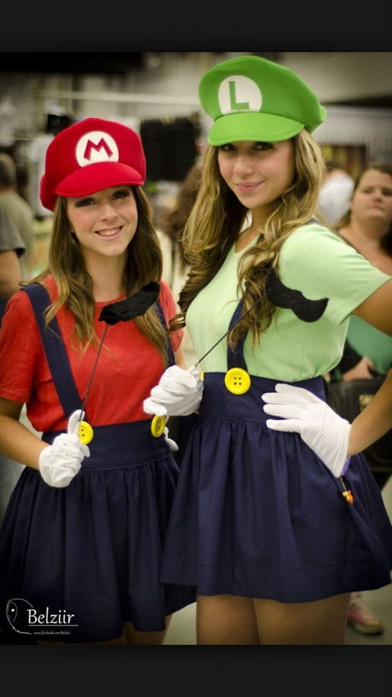 Top 18 Girl Best Friend Halloween Costume Design – Unique ...