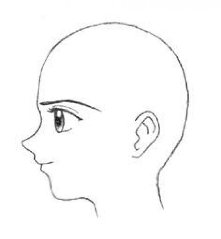 dibujar-una-chica-manga   CIMO DIBUJAR   Pinterest   Dibujar, Manga ...