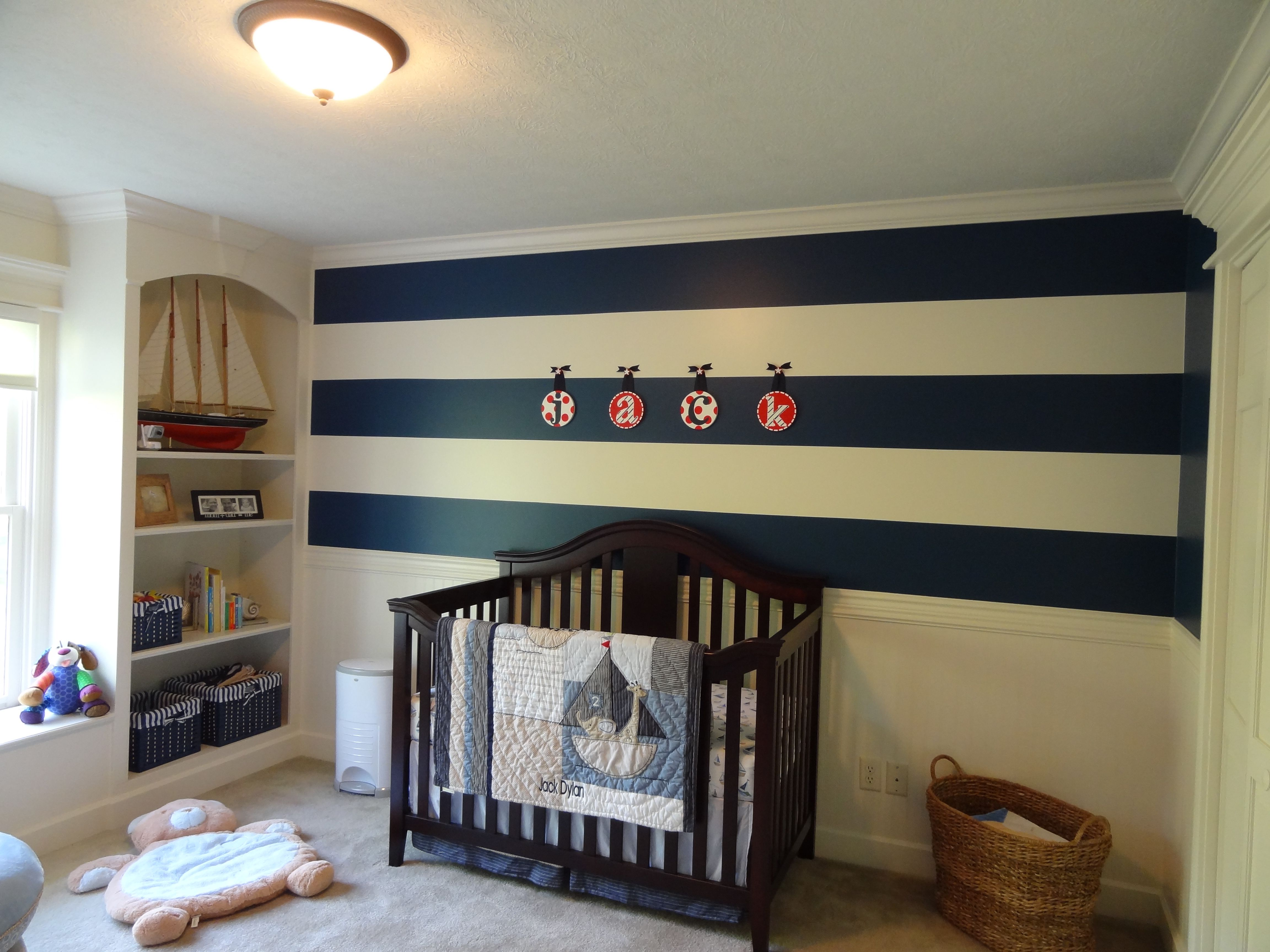 Baby Furniture · Nautical Nursery
