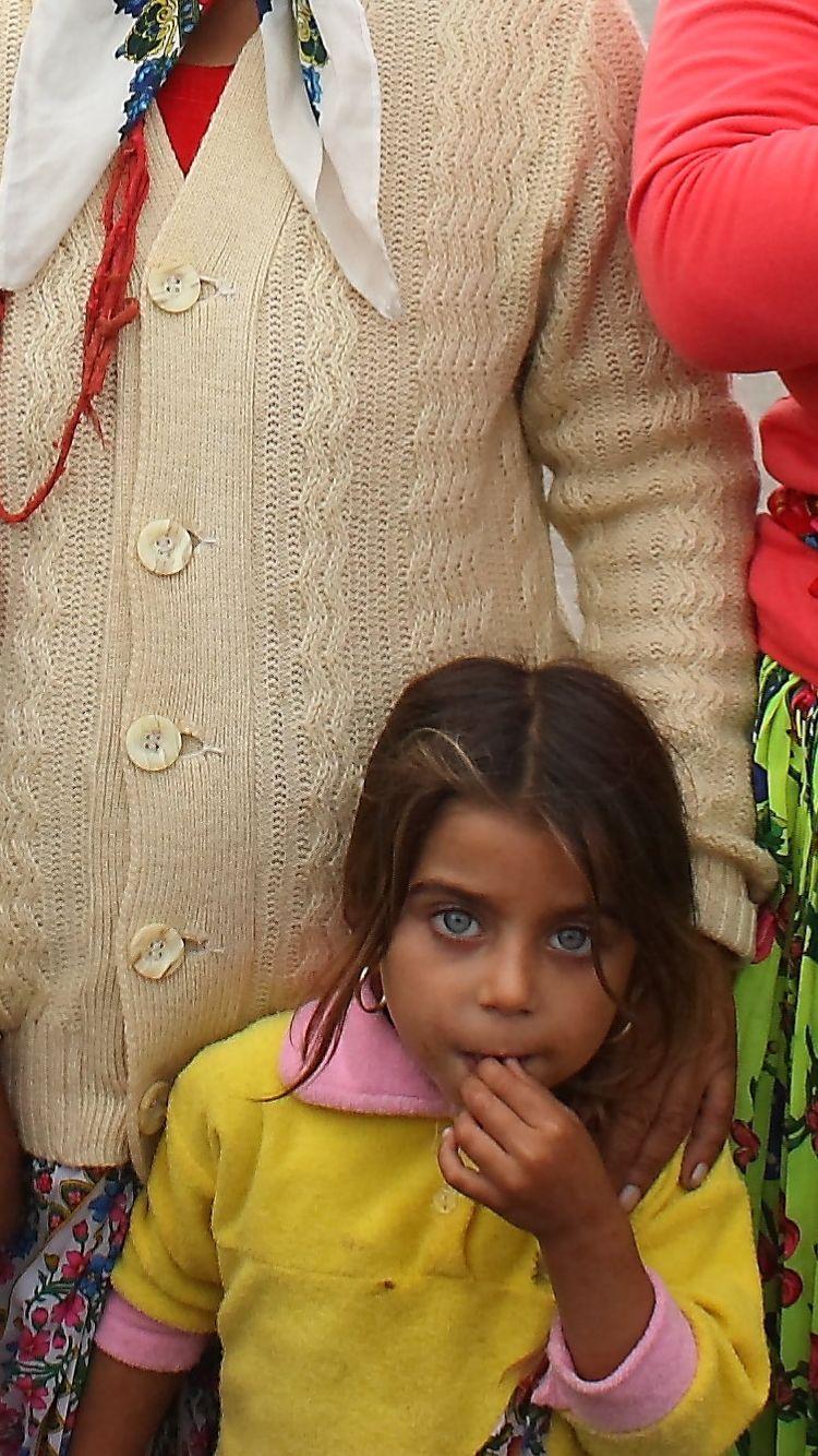 the most beautiful gypsy girl in Romania