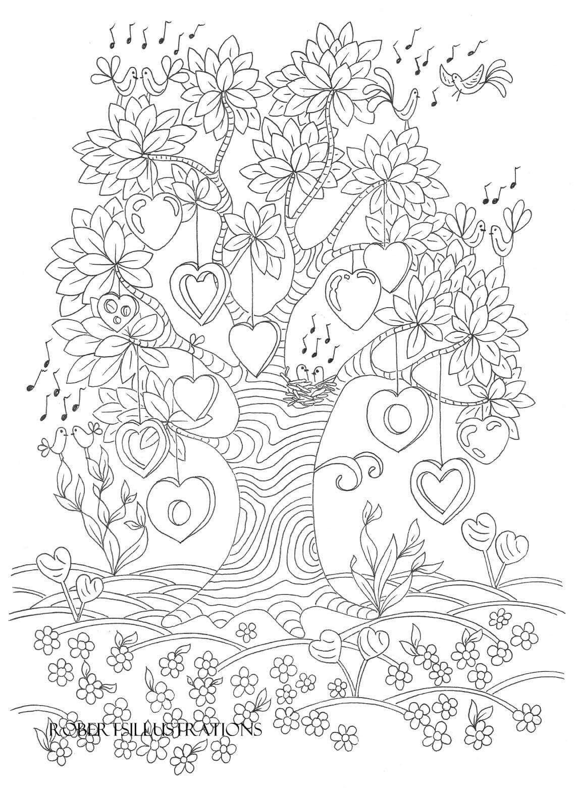 Pin de maria fernanda en catarinas | Pinterest | Mandalas, Colorear ...