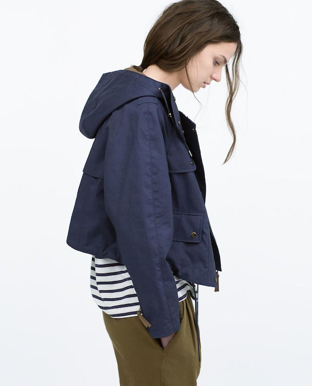 <b>Shopping Guide:</b> 12 Light Jackets That Are Perfect For The Perfect Date, April 25th
