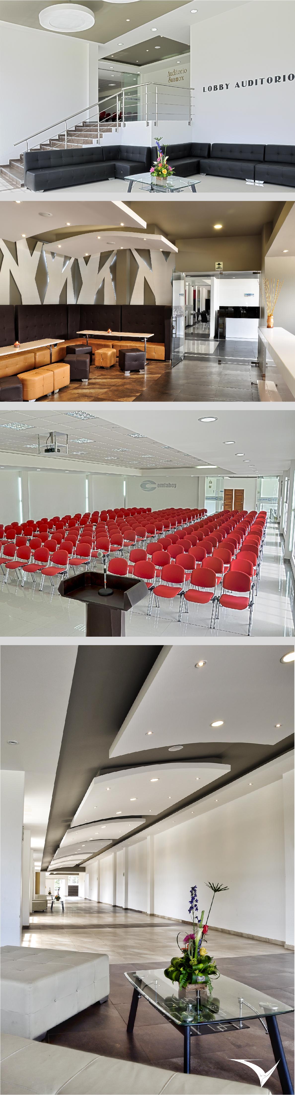 Proyecto de dise o del centro de convenciones confaboy - Proyecto diseno de interiores ...