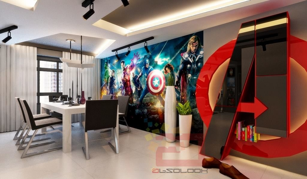 dawson bto avengers 2 | home improvements i am going to do
