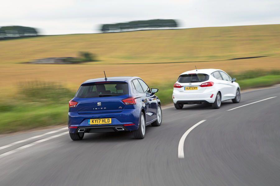 Best Small Car 2017 Ford Fiesta Vs Eight Rivals Autocar Best