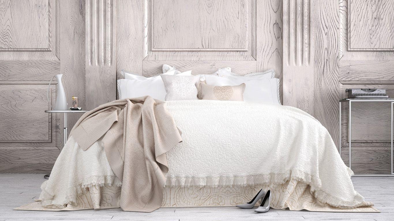 7 Best Bed Skirt Alternatives Bed Skirt Alternative Classic