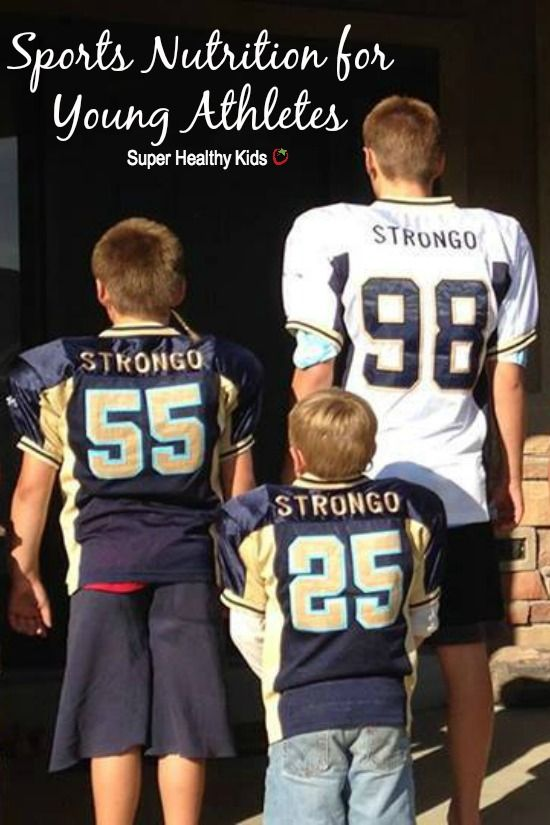 Sports Nutrition For Young Athletes Kids Sports Nutrition Athlete Nutrition Young Athletes Nutrition