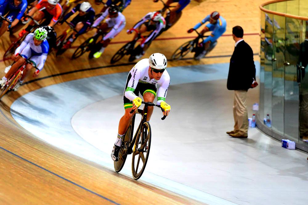 2015 UCI Track World Championships Australian Track Team
