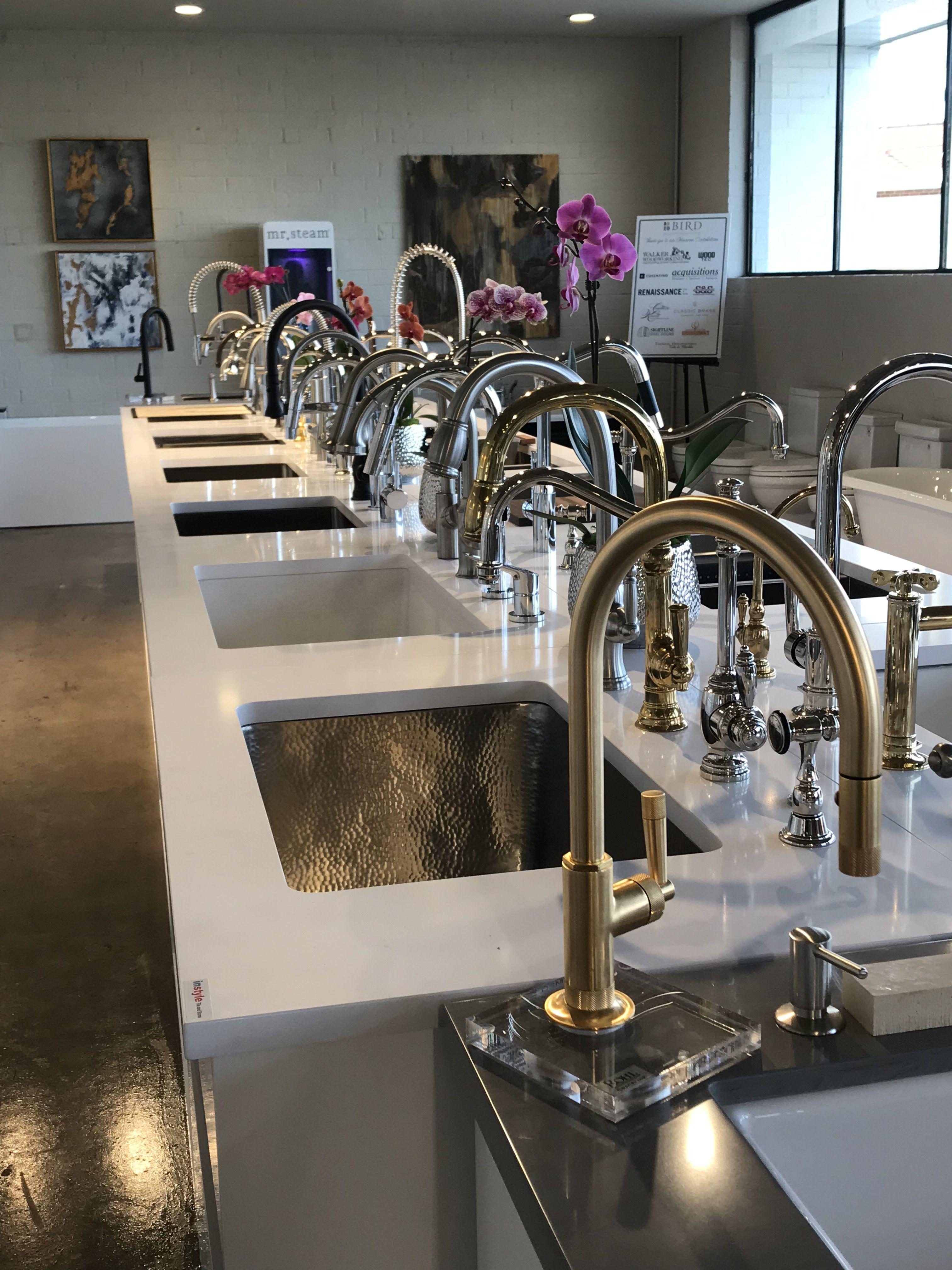Kitchen Sink Display Shop Interior Design Showroom Design Kitchen Display