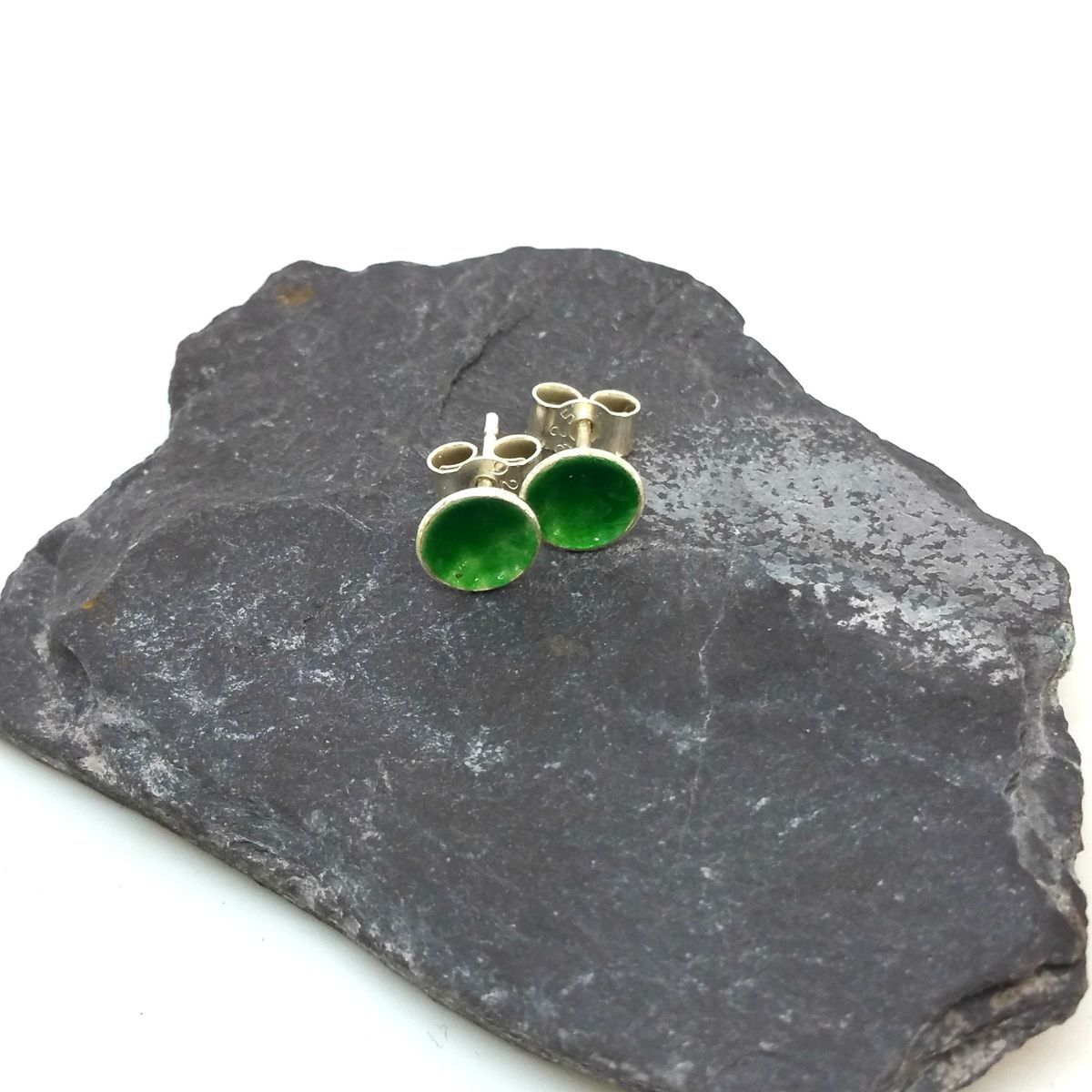 of emerald library green collections stud jewelry pointe virtual sandi