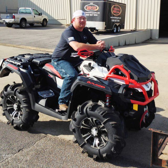 Thanks To Justin Cullifer From Chatom Al For Getting A 2016 Can Am