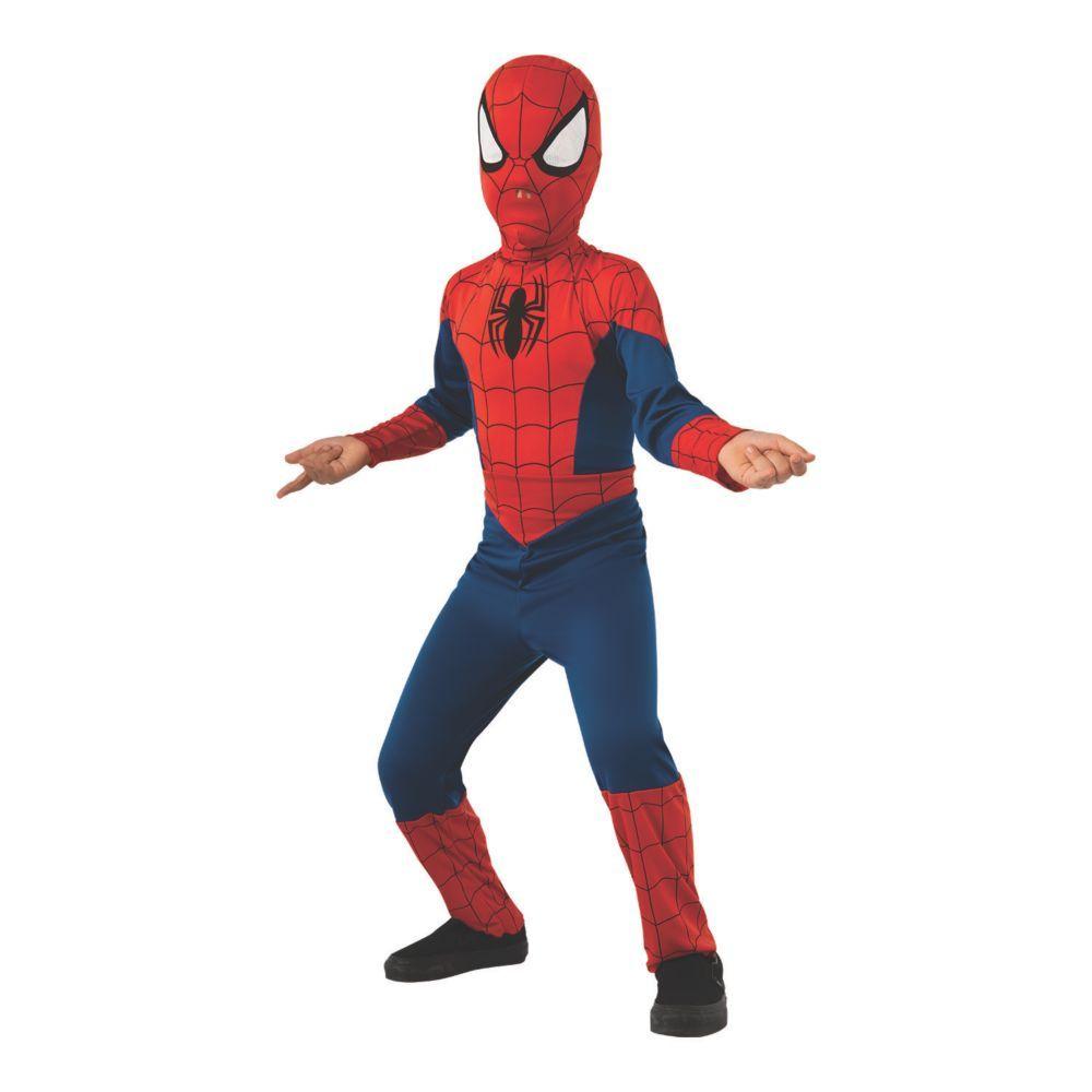 Spider-Man Ultimate Adult Mens Halloween Costume