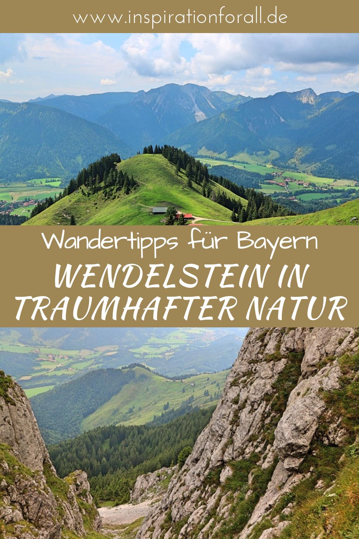 Auf Den Wendelstein In Traumhafter Landschaft Wandern In Bayern Wandern Bayern Urlaub In Deutschland Wandern