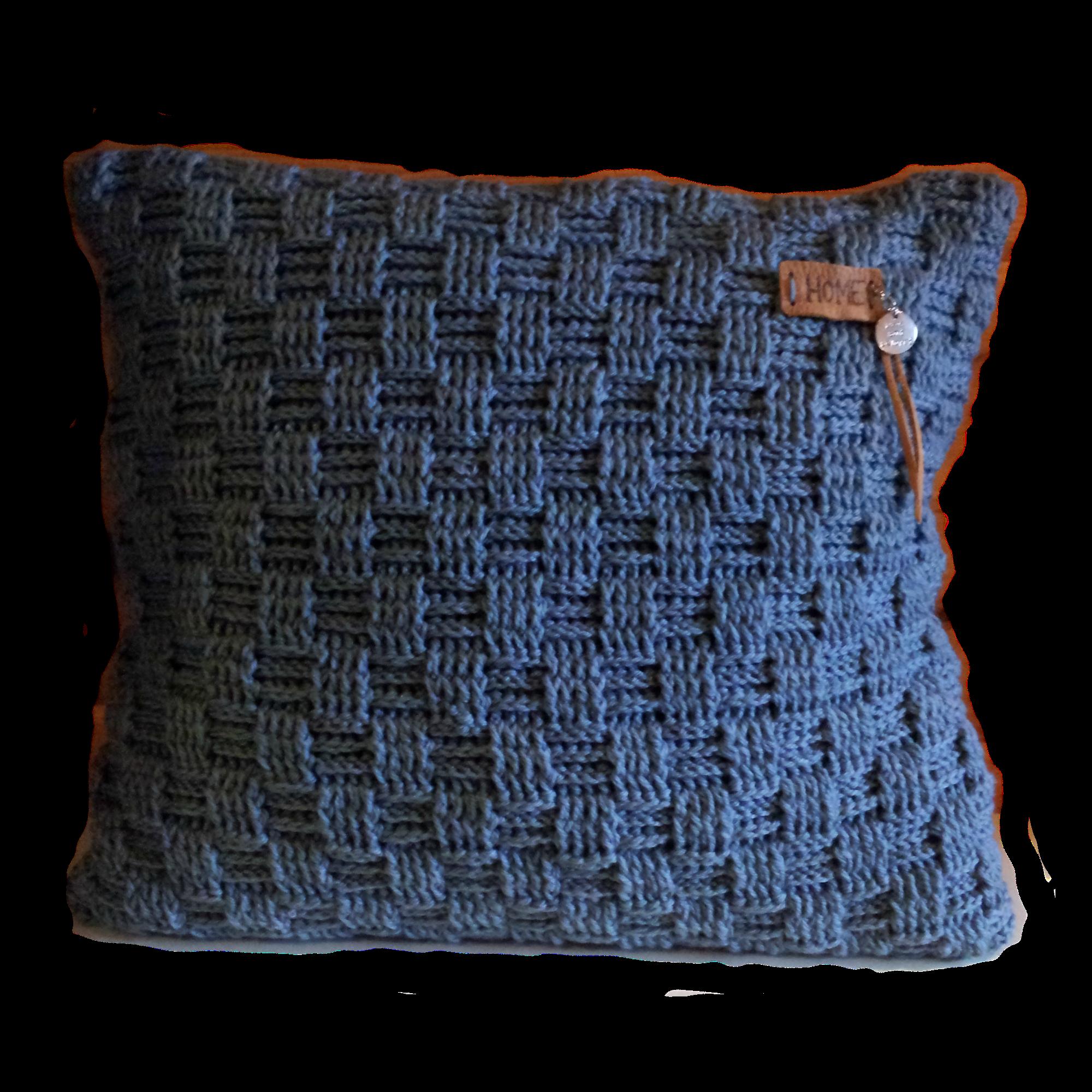 haken - crochet - pillow - kussen