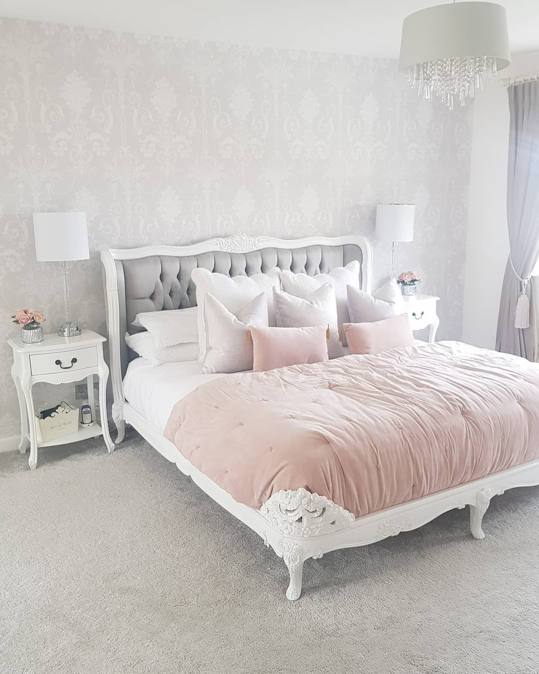 The French Bedroom Company (@frenchbedroomcompany) | bedrooms in ...
