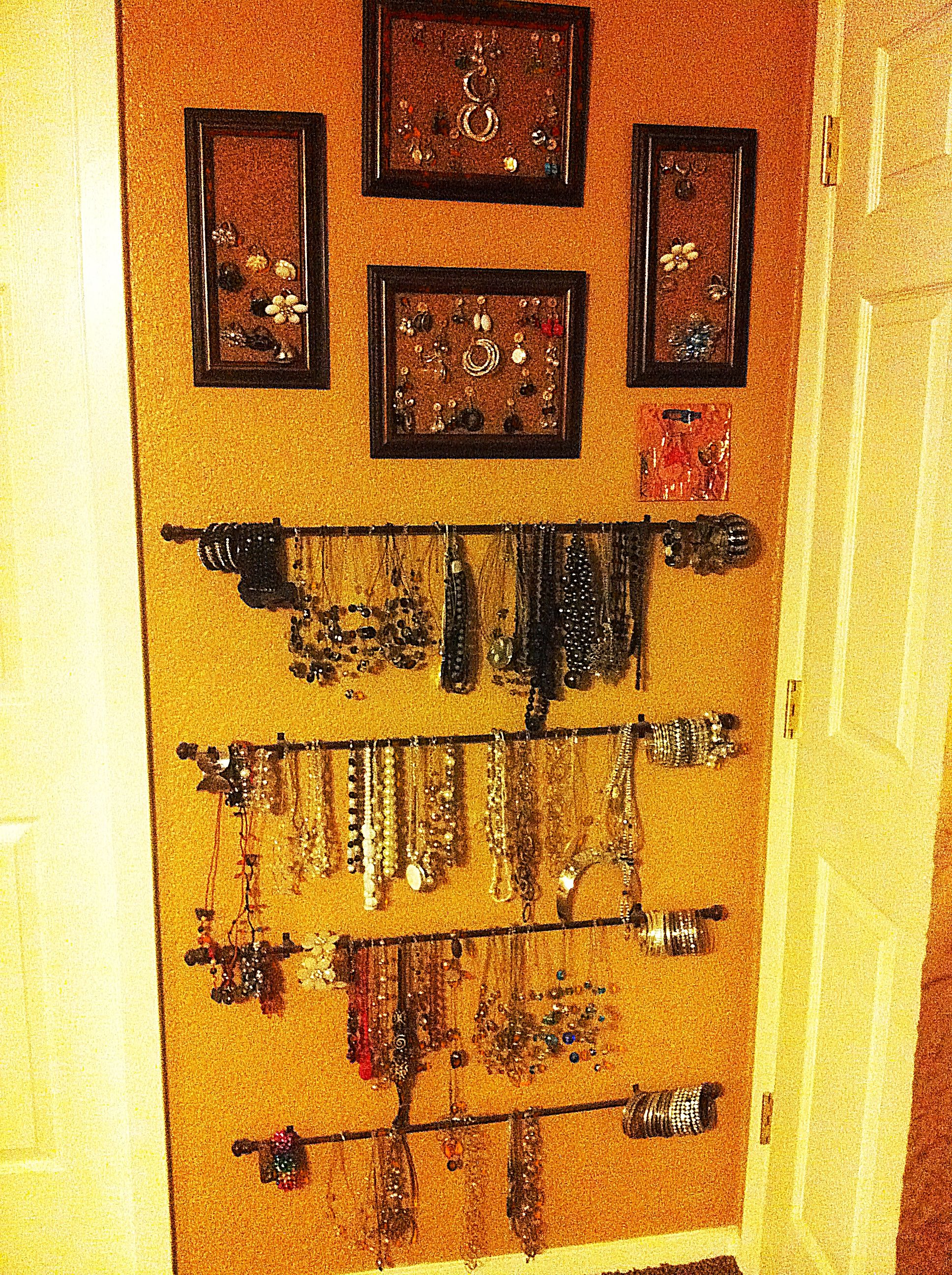 I Had To Find A Way To Store All Of My Jewelry Finds From