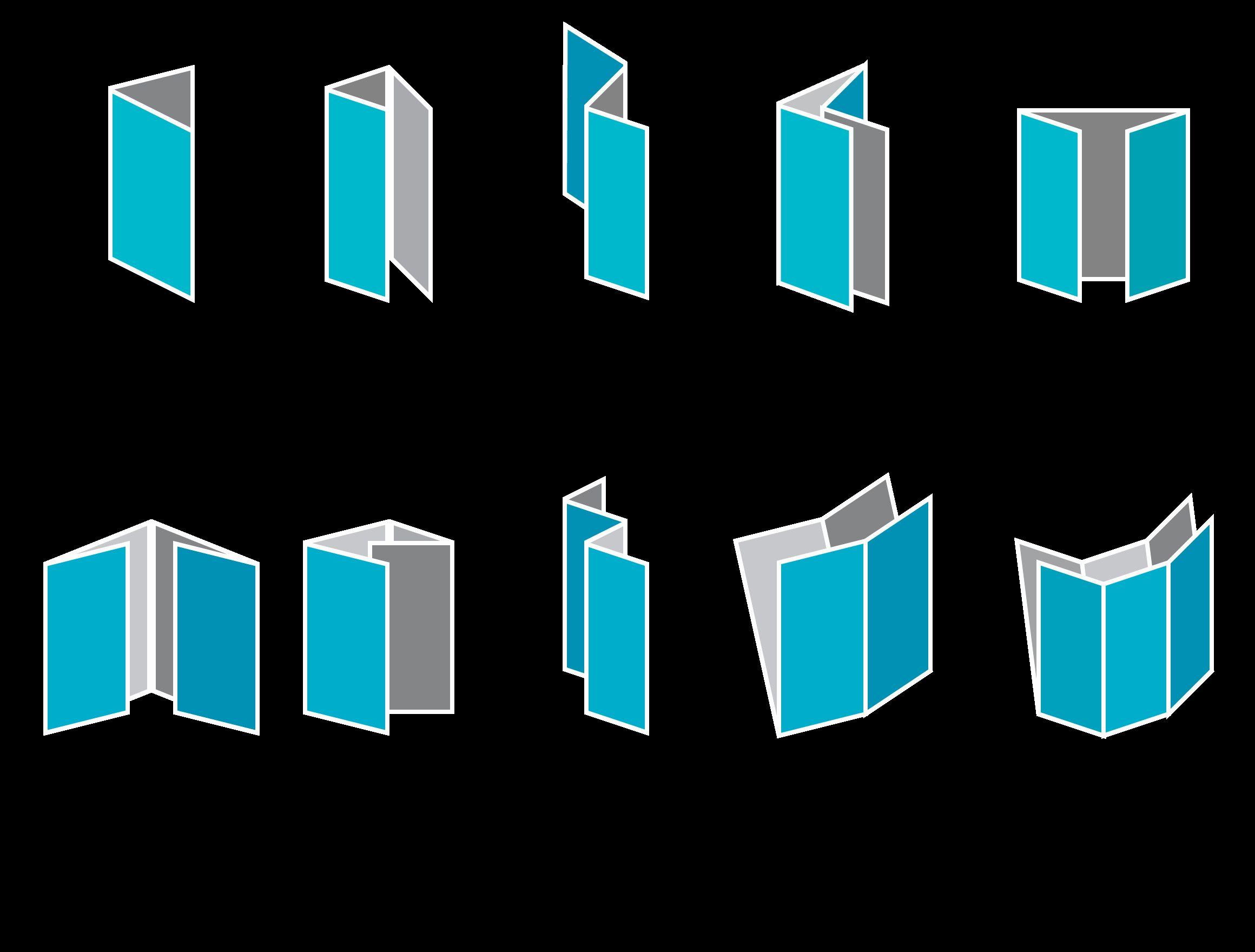 40 Tri Fold Brochure Size