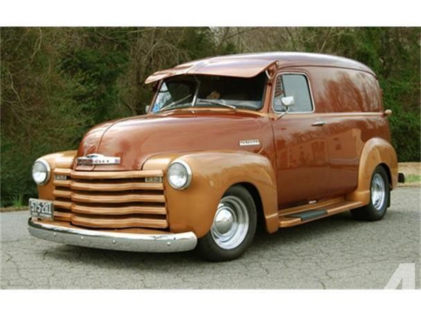 1950 Chevrolet Panel Truck For Sale In Madison Virginia