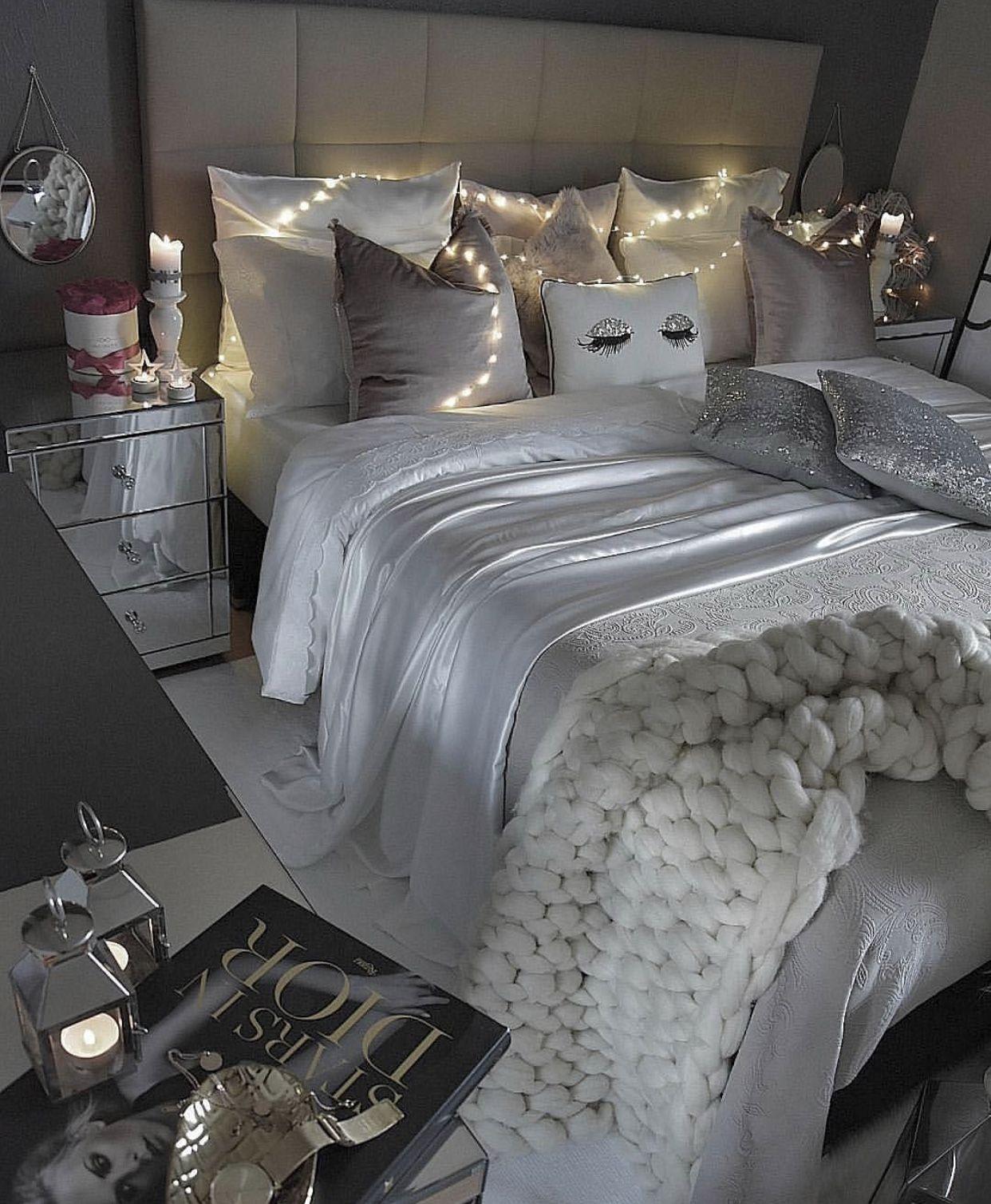 Satin sheets bedroom designcozy pinterest satin sheets