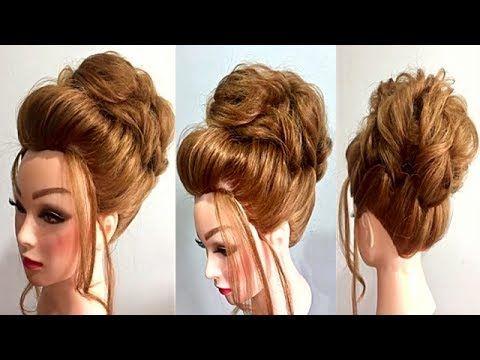 Easy Wedding Hairstyle For Long Medium Hair