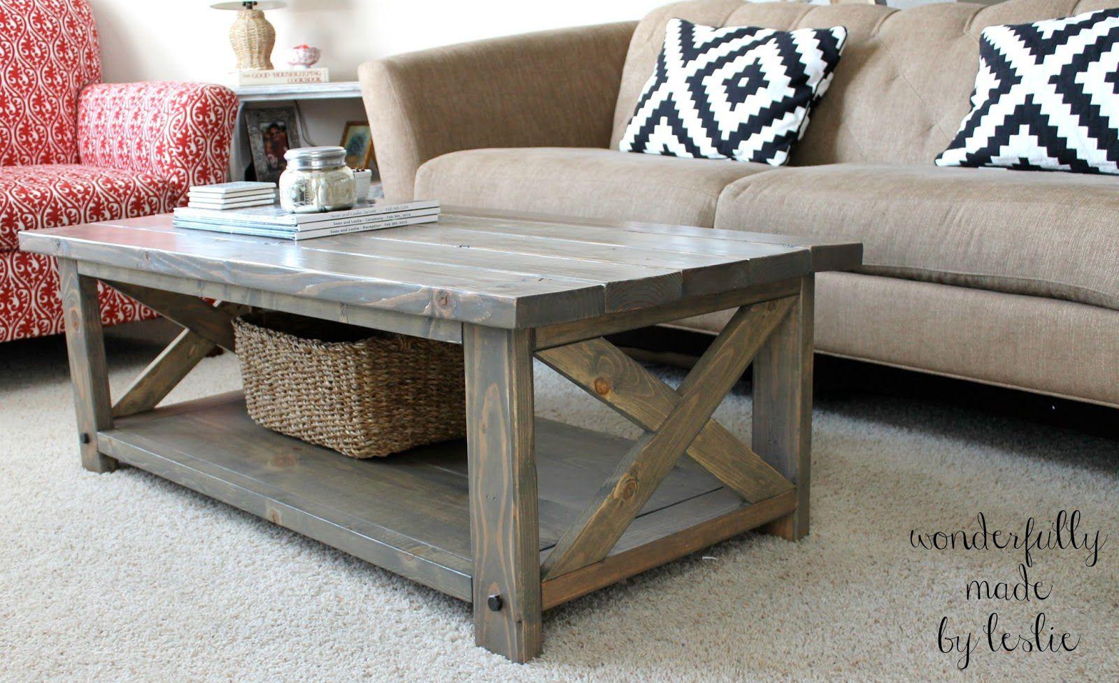 - PDF Diy Rustic Coffee Table Plans DIY Free Plans Download
