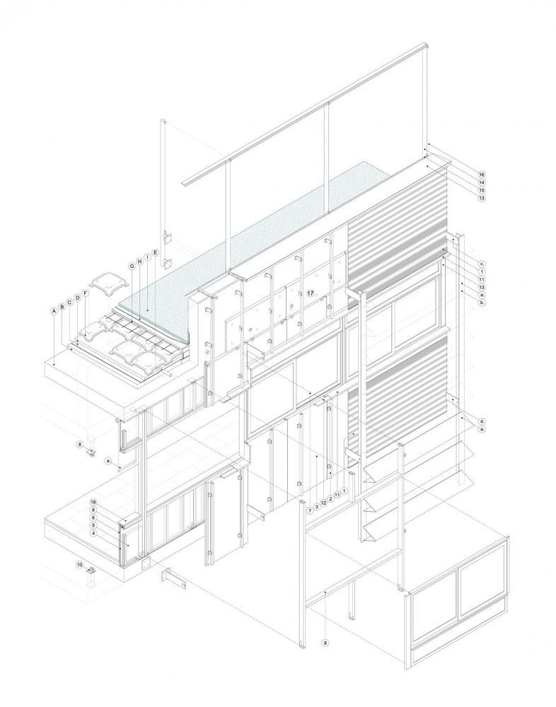 Gallery of sant mart sumo arquitectes yolanda olmo 28 architectural mood pinterest - Sumo arquitectes ...