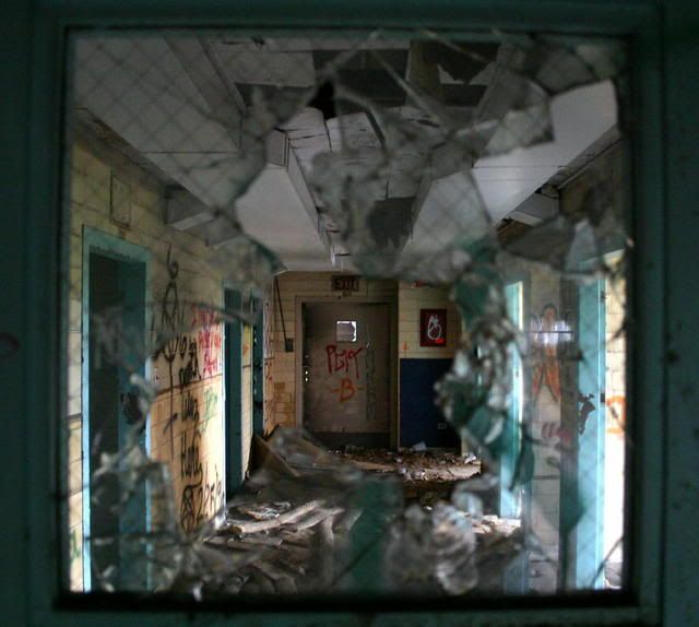 Philadelphia State Hospital : Byberry