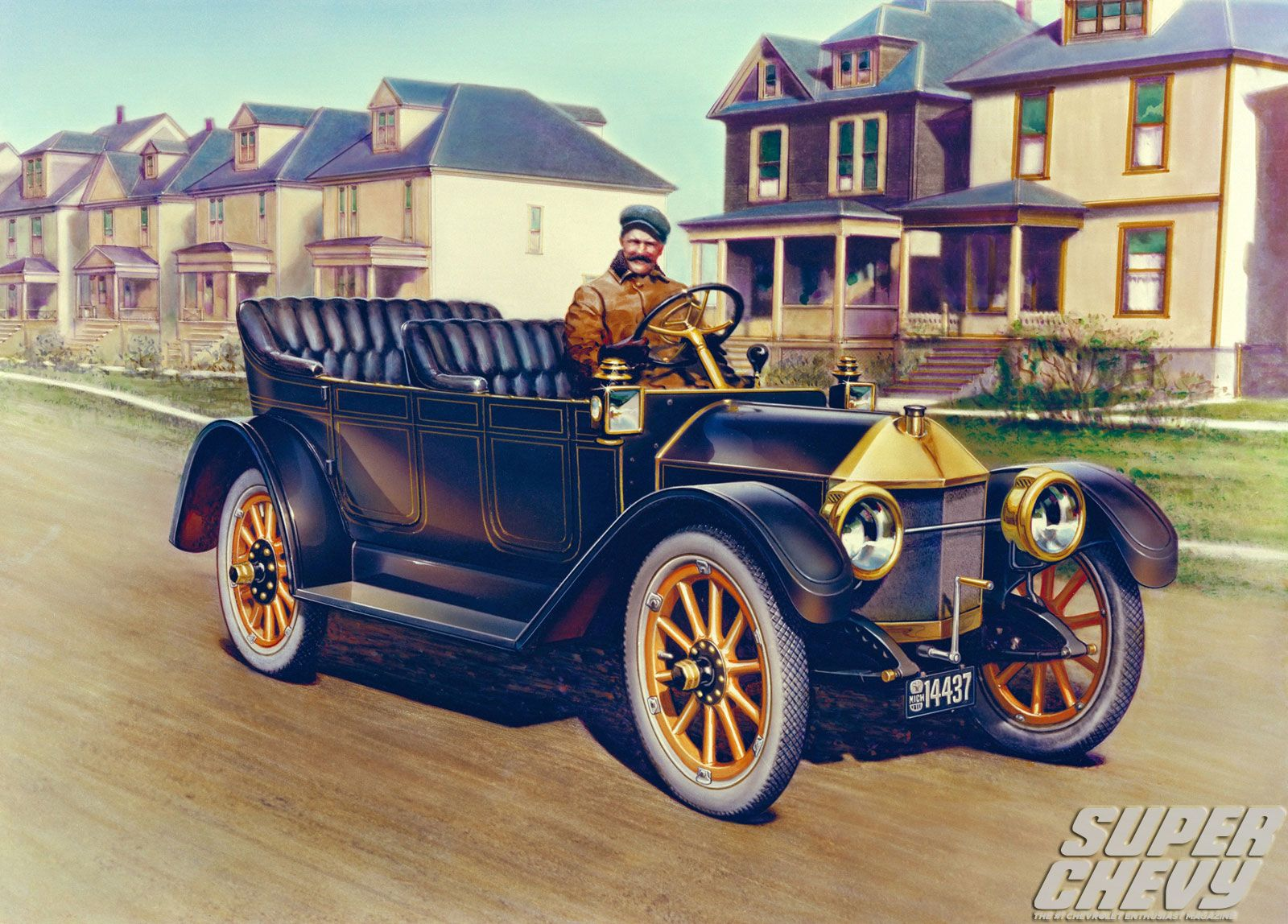 1911 Chevy Cost 2 150 Brand New Chevrolet Classic Cars