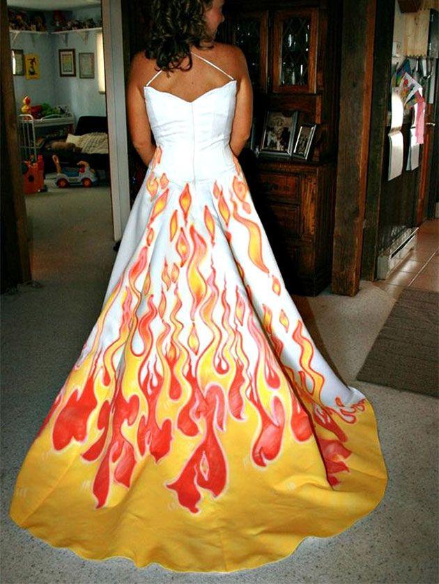 EPIC GALERIE : les pires robes de mariée