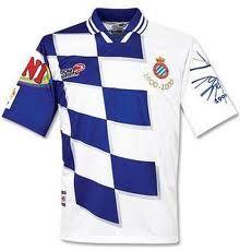 Camiseta Centenario RCDE 1900 - 2000