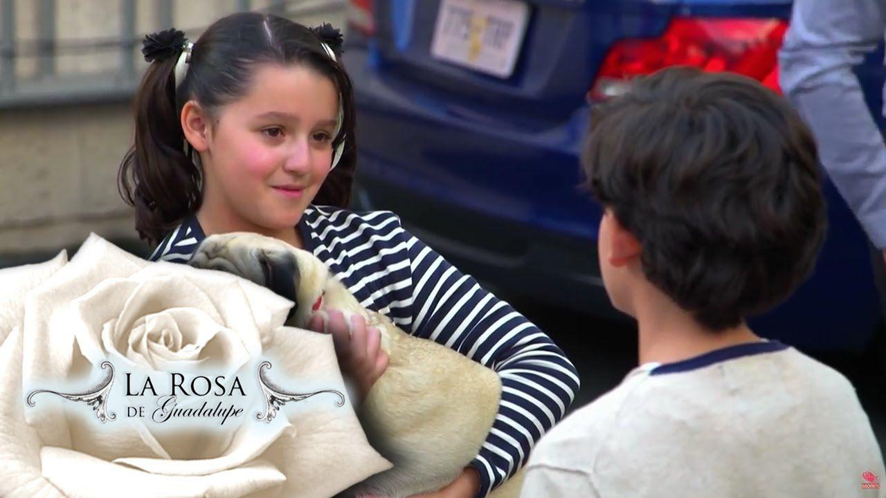 Efren Adopta A Amelia Como Olvidarte La Rosa De Guadalupe