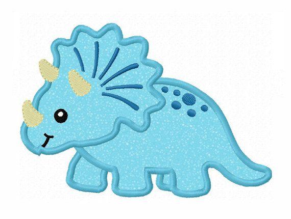 Dinosaur Applique Machine Embroidery Design No 0031 Etsy Machine Embroidery Designs Embroidery Designs Home Embroidery Machine